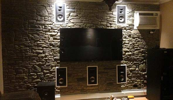 Alarms, Home Theater Project