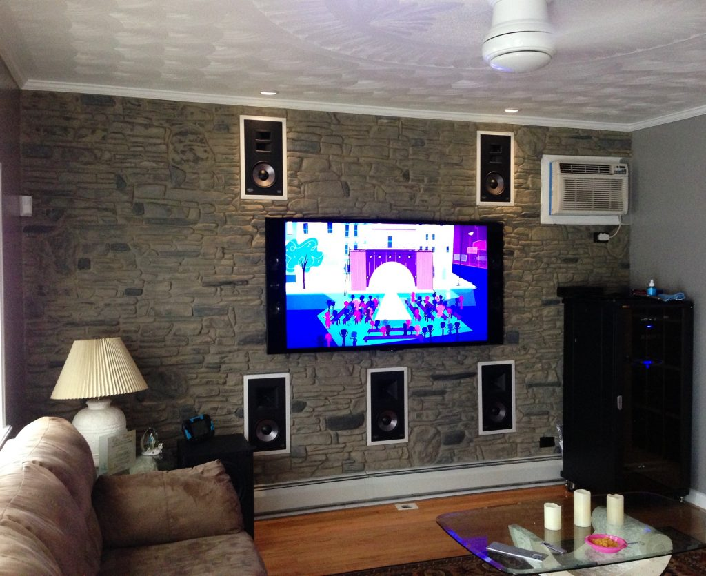Home Theater Systems, Surround Sound